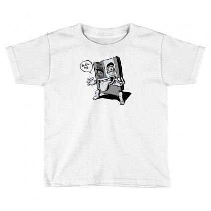 Creep Cartridge Toddler T-shirt Designed By Monstore