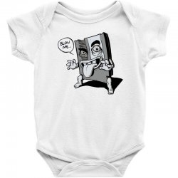creep cartridge Baby Bodysuit | Artistshot