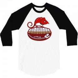 cretaceous survivors (the history league) 3/4 Sleeve Shirt | Artistshot