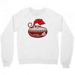 cretaceous survivors (the history league) Crewneck Sweatshirt | Artistshot