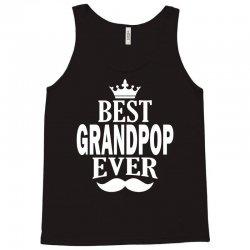 Best Grandpop Ever, Tank Top | Artistshot