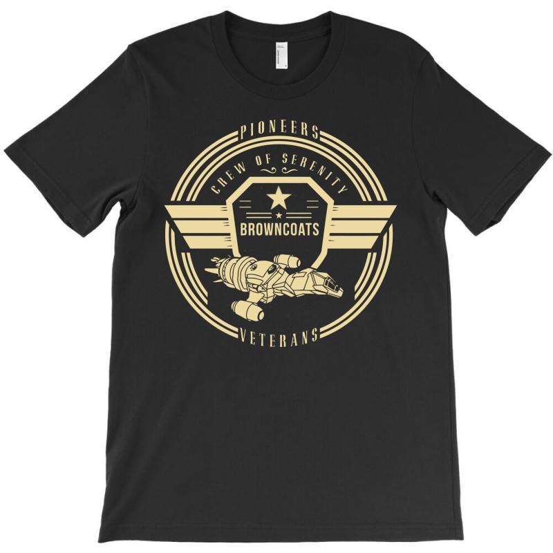 Crew Of Serenity Firefly T-shirt | Artistshot