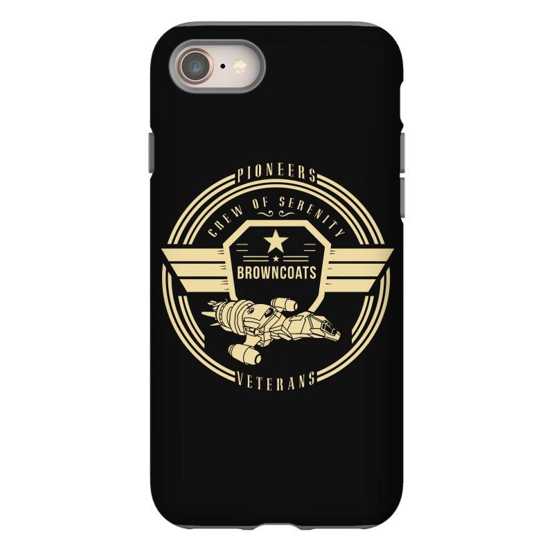 Crew Of Serenity Firefly Iphone 8 Case   Artistshot