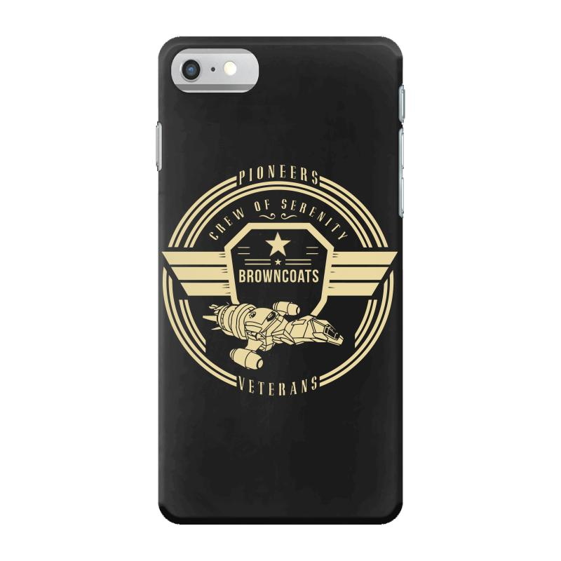 Crew Of Serenity Firefly Iphone 7 Case | Artistshot