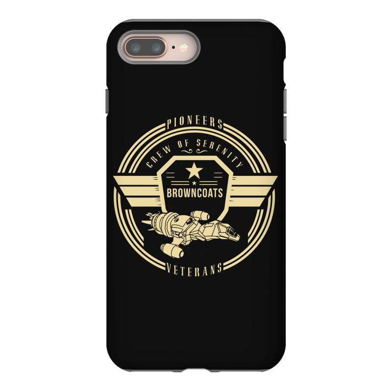 Crew Of Serenity Firefly Iphone 8 Plus Case | Artistshot