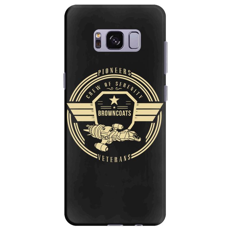 Crew Of Serenity Firefly Samsung Galaxy S8 Plus Case | Artistshot