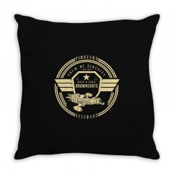 crew of serenity firefly Throw Pillow | Artistshot