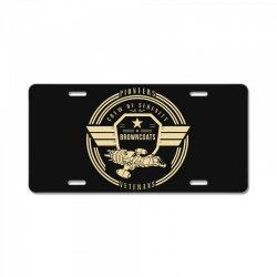 crew of serenity firefly License Plate | Artistshot