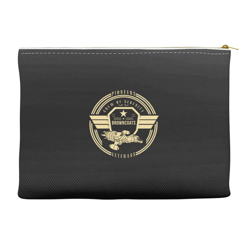 Crew Of Serenity Firefly Accessory Pouches | Artistshot