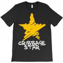 cribbage star T-Shirt   Artistshot