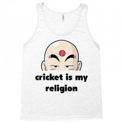 cricket is my religion Tank Top | Artistshot