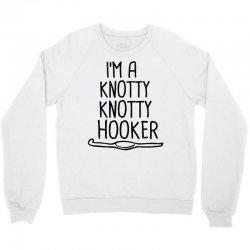 crochet knitting Crewneck Sweatshirt | Artistshot