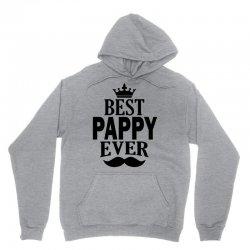 Best Pappy Ever Unisex Hoodie | Artistshot