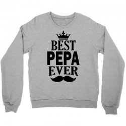 Best pepa ever Crewneck Sweatshirt   Artistshot