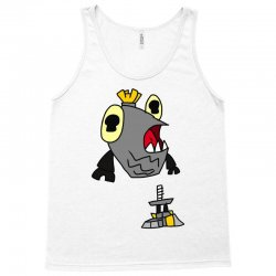 crossover   shuff as a bread zombie Tank Top | Artistshot