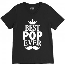 Best Pop Ever V-Neck Tee | Artistshot