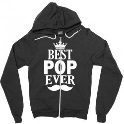 Best Pop Ever Zipper Hoodie | Artistshot
