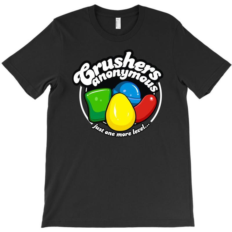 Crushers Anonymous T-shirt | Artistshot
