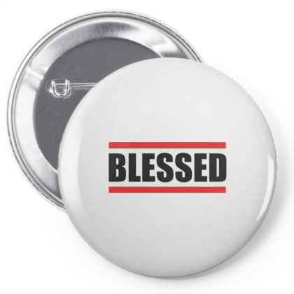 Blessed Pin-back Button Designed By Estore
