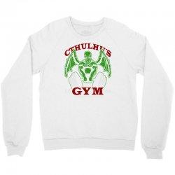 cthulhu gym Crewneck Sweatshirt | Artistshot