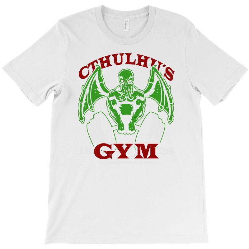 Cthulhu Gym T-shirt | Artistshot