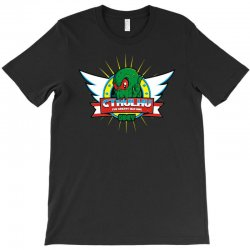 cthulhu the great old one T-Shirt | Artistshot