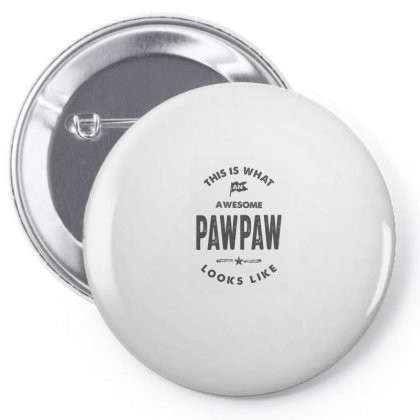Awesome Pawpaw Looks Like Pin-back Button Designed By Rafaellopez
