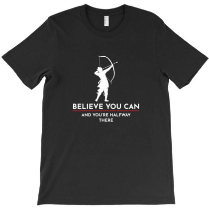 Archery Funny Sayings Bow Arrow Archer Gift T-shirt Designed By Tasteful Tees