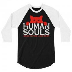 cup of souls 3/4 Sleeve Shirt   Artistshot