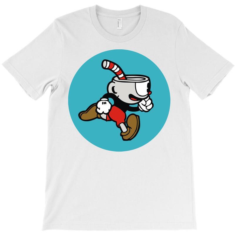 Cuphead T-shirt | Artistshot