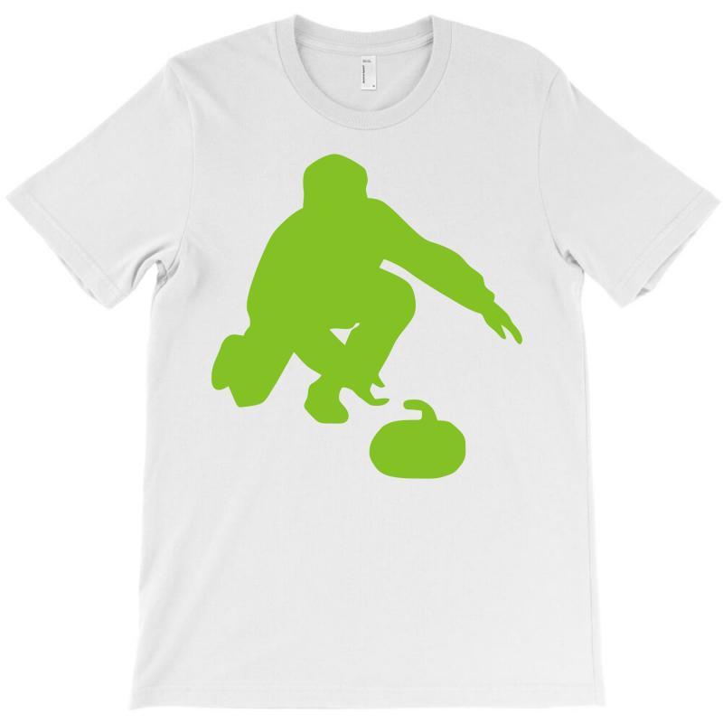 Curling T-shirt   Artistshot