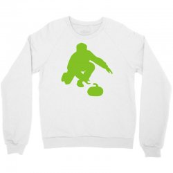 curling Crewneck Sweatshirt   Artistshot