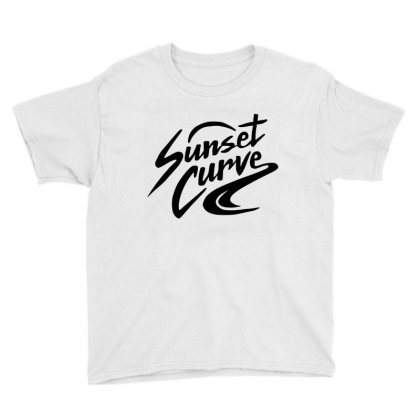 Julie And The Phantoms Sunset Curve Youth Tee Designed By Tshirtpublic