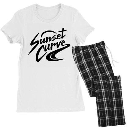 Julie And The Phantoms Sunset Curve Women's Pajamas Set Designed By Tshirtpublic