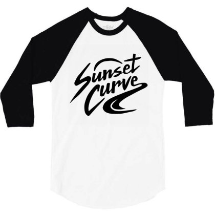 Julie And The Phantoms Sunset Curve 3/4 Sleeve Shirt Designed By Tshirtpublic