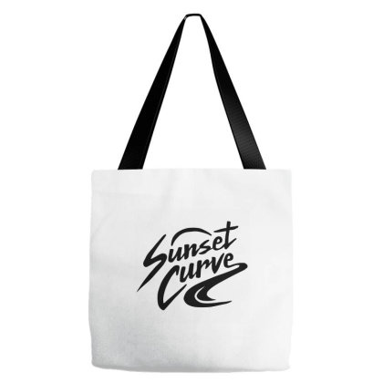 Julie And The Phantoms Sunset Curve Tote Bags Designed By Tshirtpublic