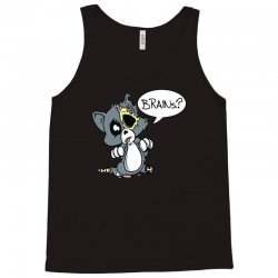 cute dead things kitty Tank Top | Artistshot