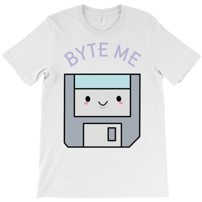 Cute Floppy Disk T-shirt | Artistshot