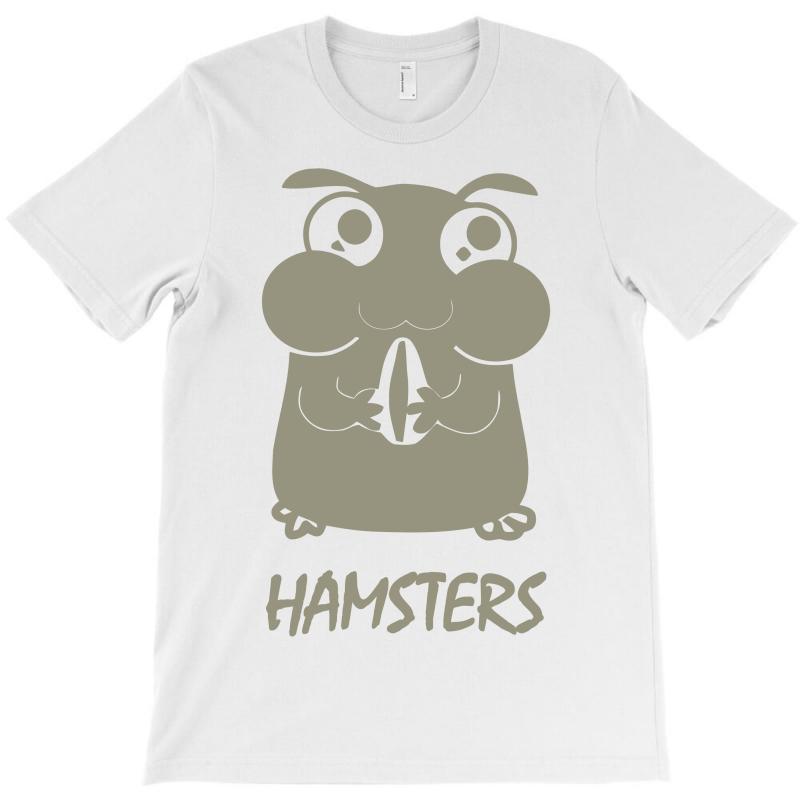 Cute Hamster T-shirt   Artistshot