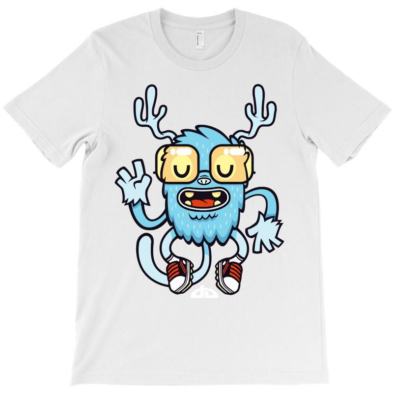Cute Monster T-shirt | Artistshot