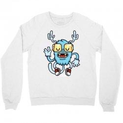cute monster Crewneck Sweatshirt | Artistshot