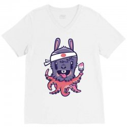 cute monster2 V-Neck Tee | Artistshot