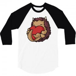 cuteffluffything 3/4 Sleeve Shirt   Artistshot