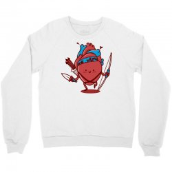 cutest heart attack ever! Crewneck Sweatshirt | Artistshot