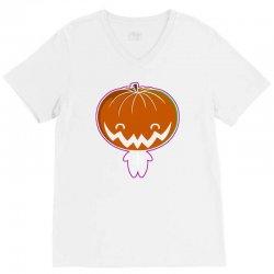 cutie pumpkin pie V-Neck Tee | Artistshot