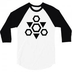cybertron 3/4 Sleeve Shirt   Artistshot
