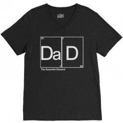 dad element V-Neck Tee | Artistshot