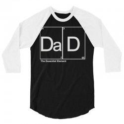 dad element 3/4 Sleeve Shirt | Artistshot