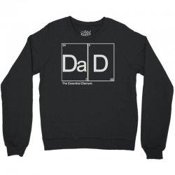 dad element Crewneck Sweatshirt | Artistshot
