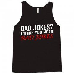 dad jokes Tank Top | Artistshot